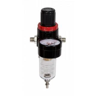 Фильтр воздушный с регулятором, с манометром - Сепаратор JAS 1703