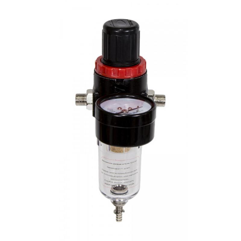 Фильтр воздушный с регулятором с манометром - Сепаратор JAS 1703